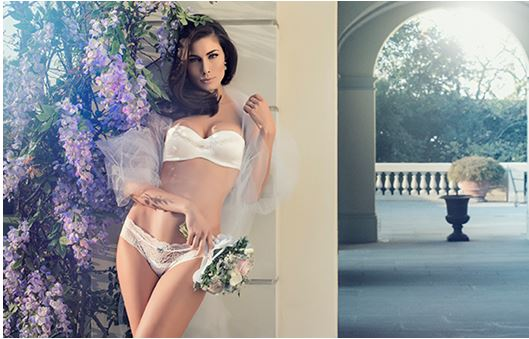 Yamamay Wedding Collection: la capsule collection dedicata alla sposa