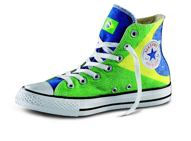converse all star brasile