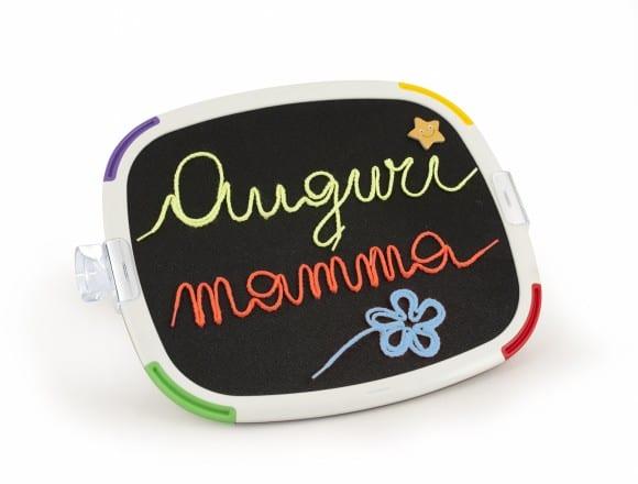 Un augurio per la Festa della Mamma ... con Filò Tablet Quercetti