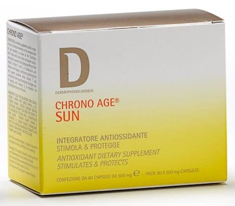 Chronoage Sun by Dermophisiologique: per proteggere la pelle dai danni provocati dai raggi solari
