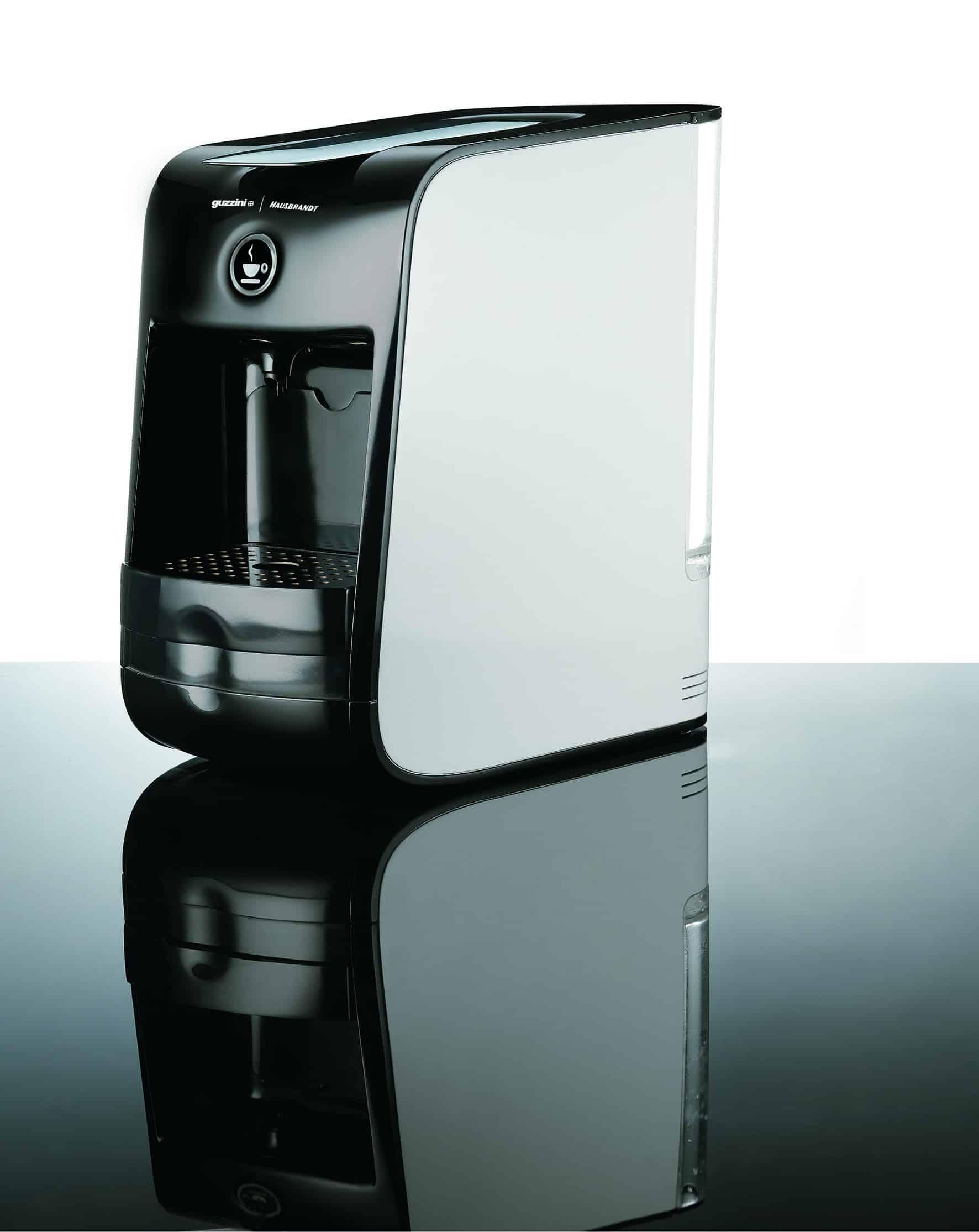 Macchina del caffè Guzzini-Hausbrandt: un mix di design e passione per il caffè