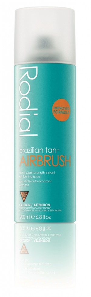 Brazilian tan AIRBRUSH: autoabbronzarsi prima dell'estate!