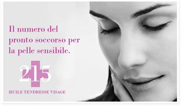 215 Huile Tendresse Visage Maria Galland: il rimedio efficace per le pelli sensibili