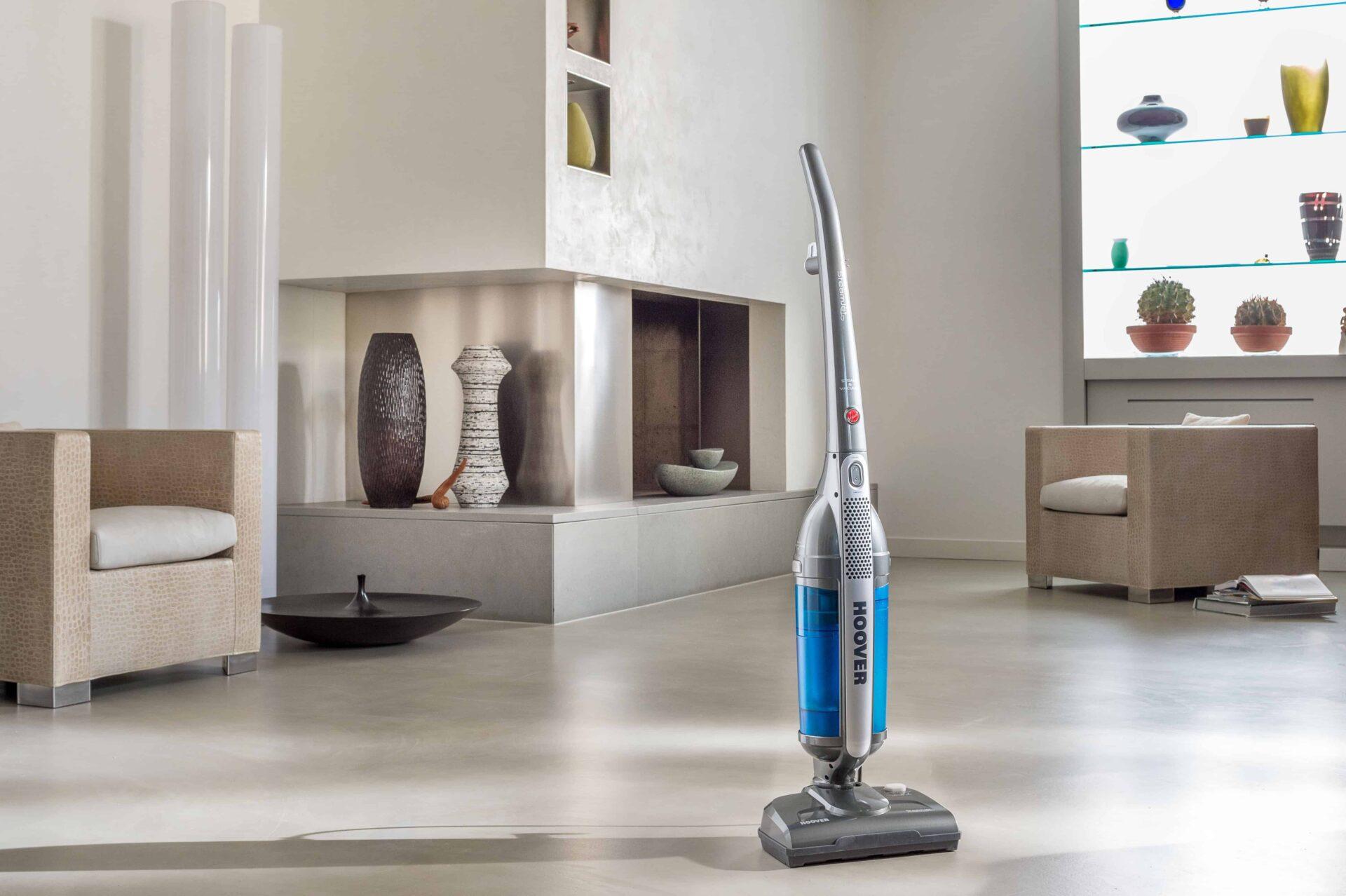 Hoover Steam& Vacuum: un solo elettrodomestico per pulizia a vapore a aspirazione