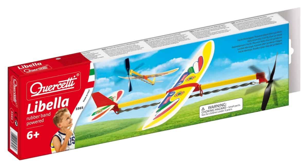 Vola con il divertimento con i giochi volanti Quercetti!