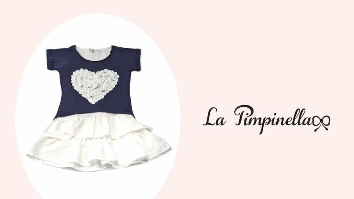 La Pimpinella: il brand eco-fashion per i bimbi