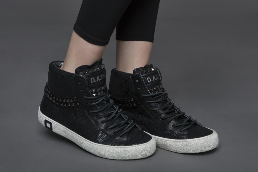 Sneakers Rock Style nella collezione autunnale D.A.T.E. / donna