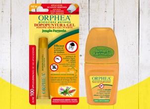 ORPHEA PROTEZIONE PERSONA: protezione naturale contro gli insetti
