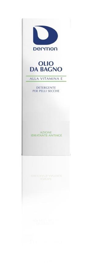 Detergente Intimo di Dermon per un' azione antisettica efficace e delicata
