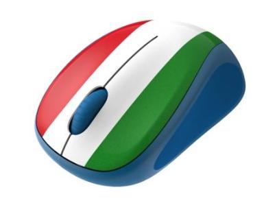 Collezione Logitech Football Edition: i colori delle maglie delle nazionali di calcio vestono Logitech Wireless Mouse M235