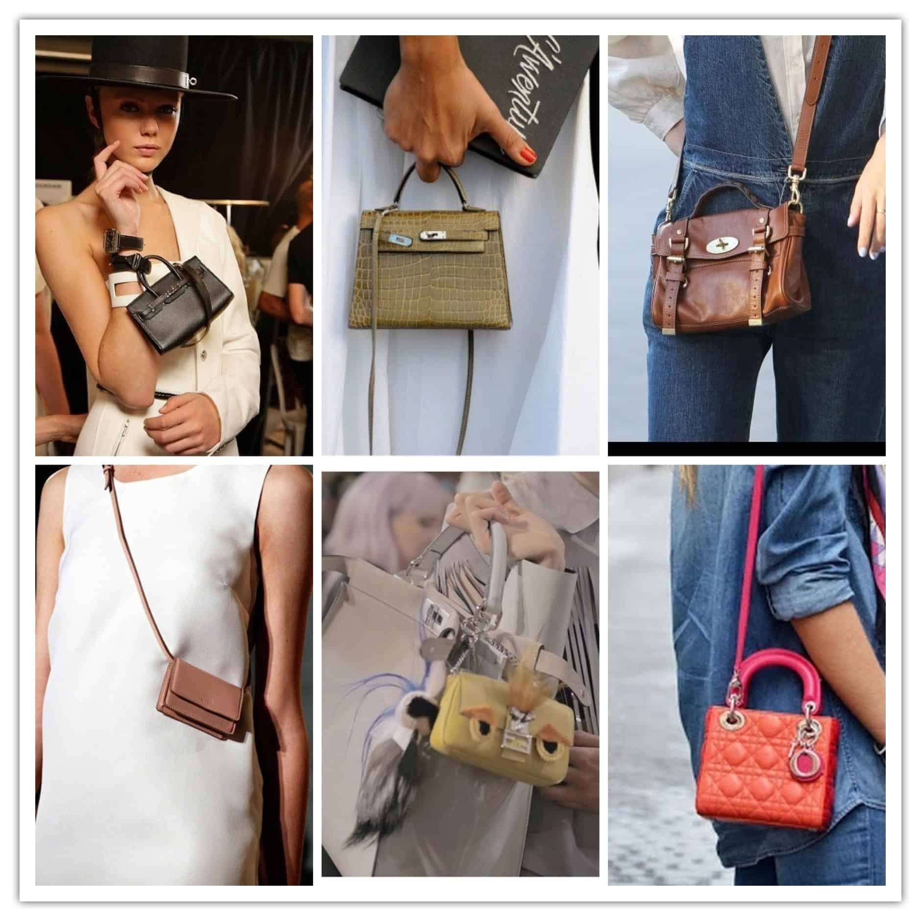Mini bag, Big love