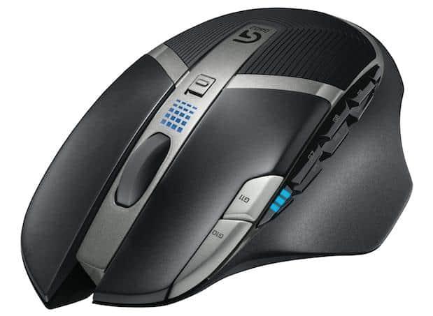 Arriva il nuovo Logitech® G602 Wireless Gaming Mouse, per giocare per 250 ore senza interruzione