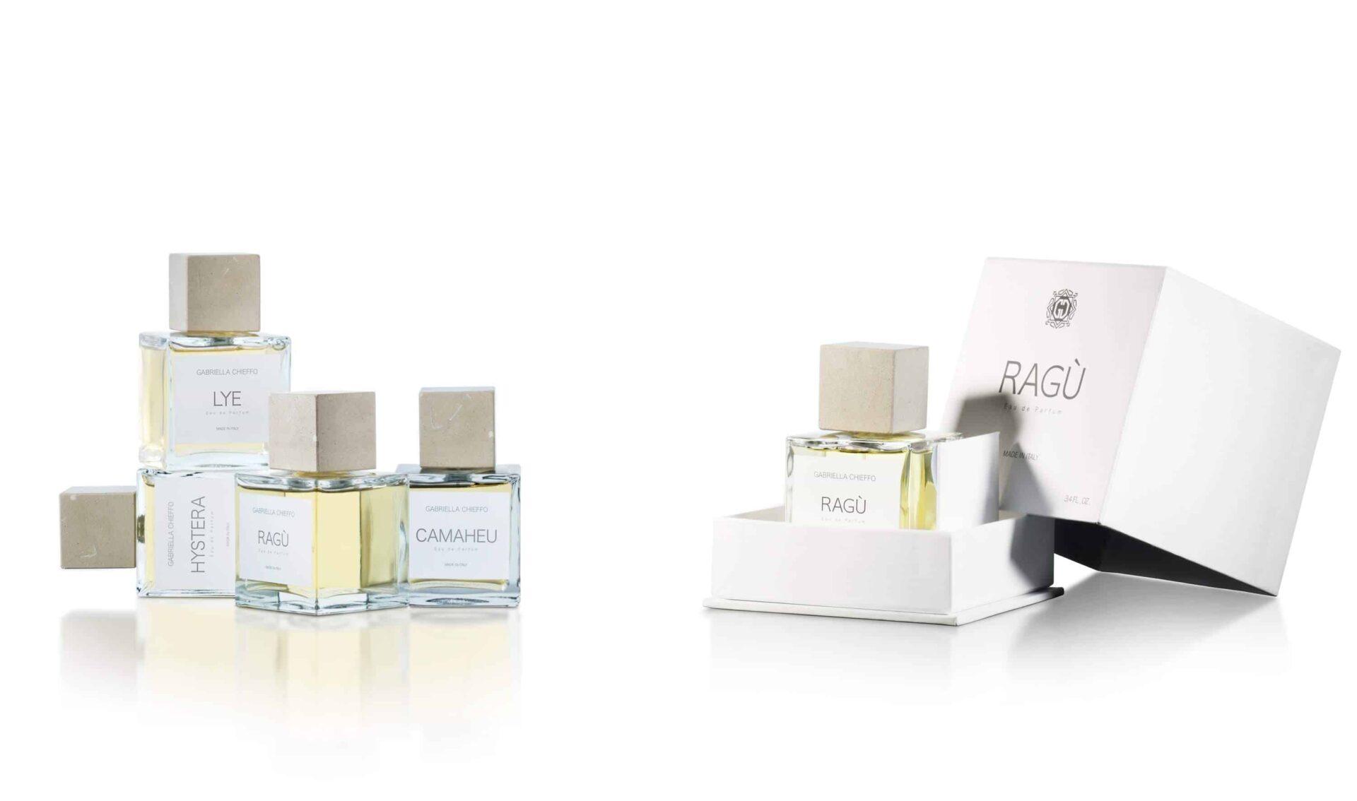 Gabriella Chieffo Profumi, la nuova linea di fragranze debutta con RAGU'