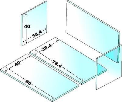 Come costruire un acquario e dove acquistare gli accessori for Costruire tartarughiera in vetro