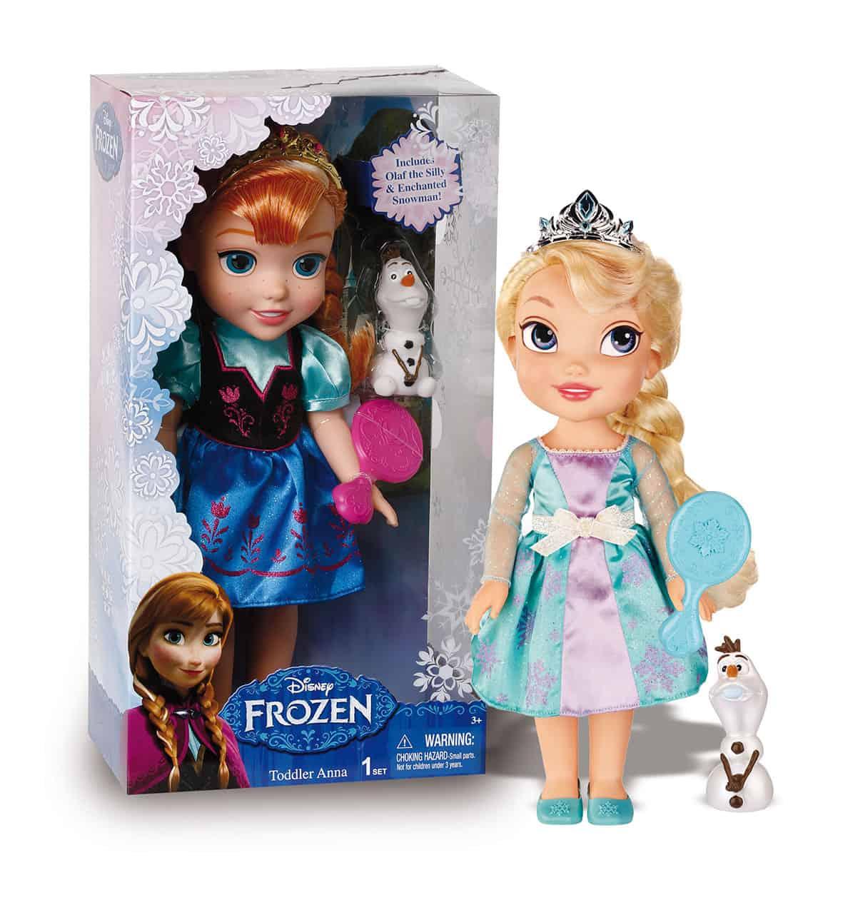 Regali Di Natale Frozen.A Natale Le Principesse Di Frozen Sempre Con Te