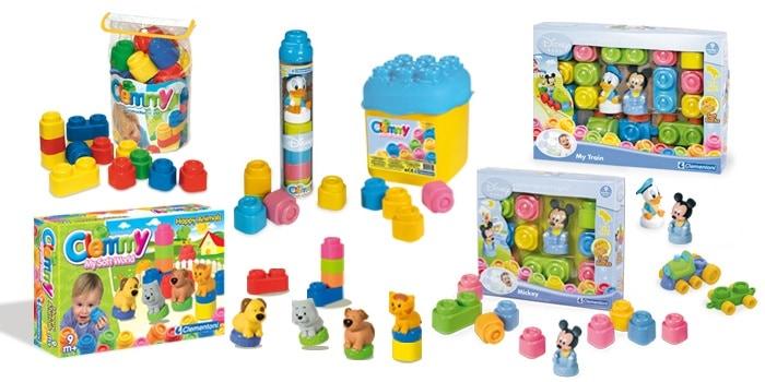 Per il Natale Per Natale Clementoni propone per i più piccoli giochi che aiutano a crescere!