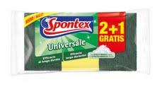Spontex Universale Salvaunghie, la spugna che salva le vostre unghie!