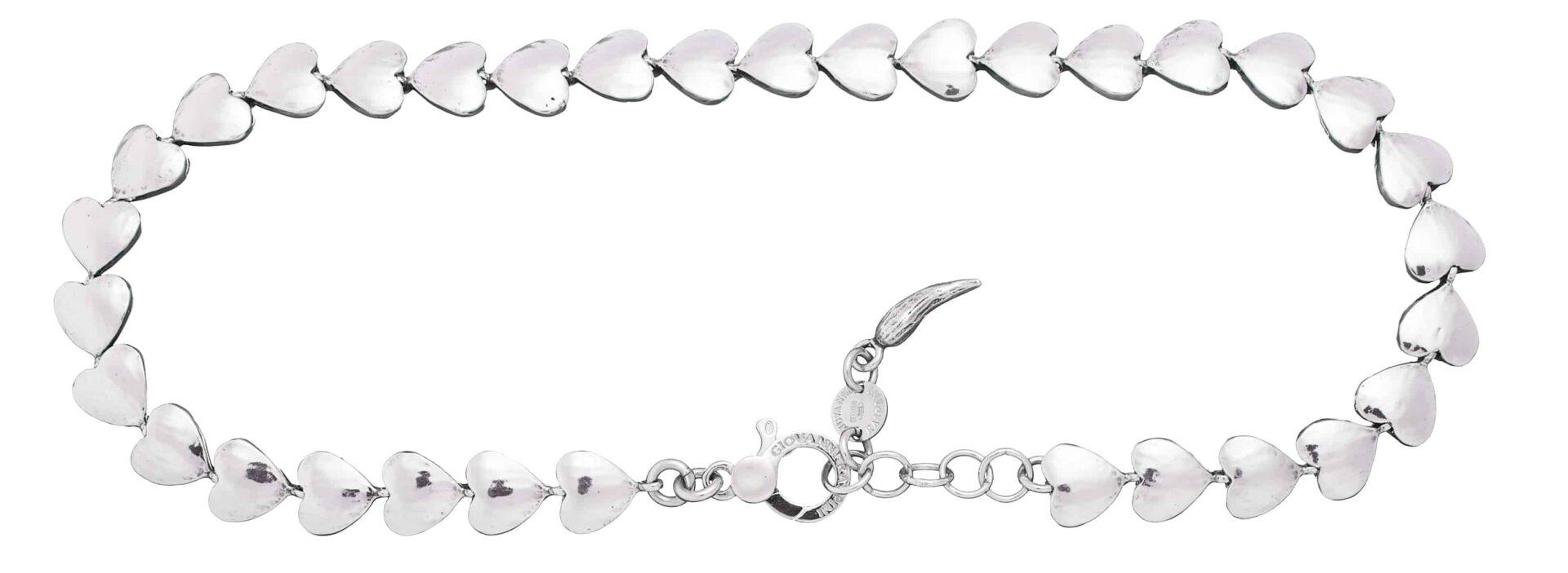 Giovanni Raspini: i nuovi gioielli in argento per la primavera-estate