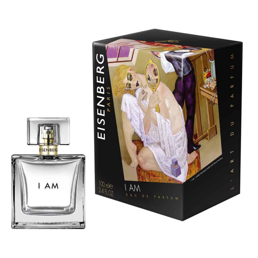 I Am di Eisenberg, la romantica fragranza che celebra la Festa della Donna