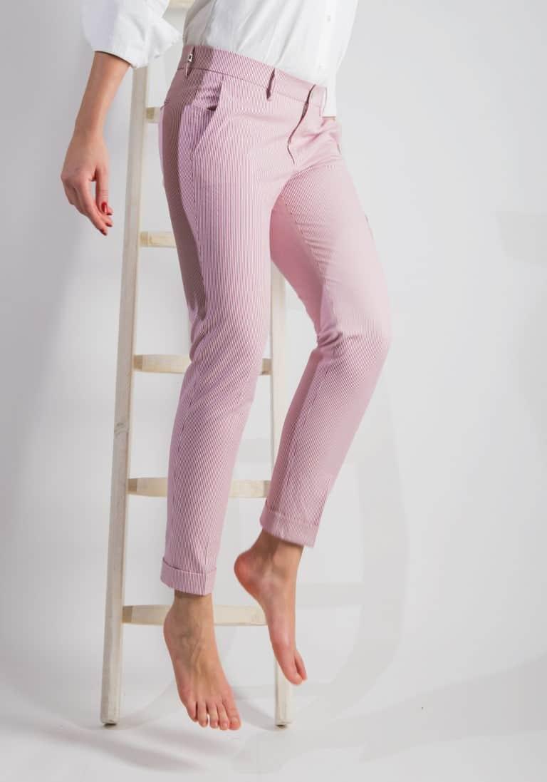 Berwich Collezione PE15: pantaloni versatili per stile e materiali