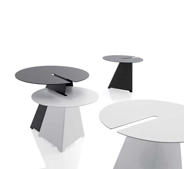 Design e funzionalità ispirano gli oggetti d'arredo firmati B-Line