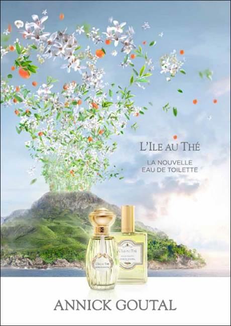 L'Ile au Thé , la nuova fragranza Annick Goutal
