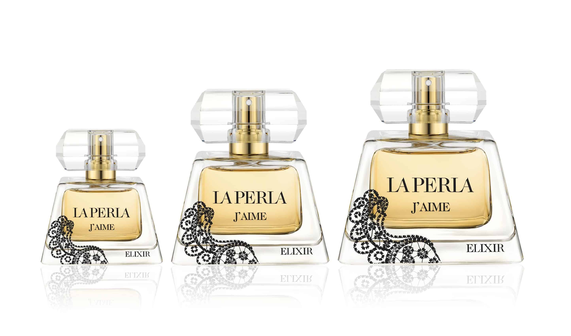 J'AIME ELIXIR di La Perla, una fragranza seducente e misteriosa