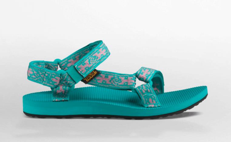 Teva, i sandali outdoor dai dettagli fashion