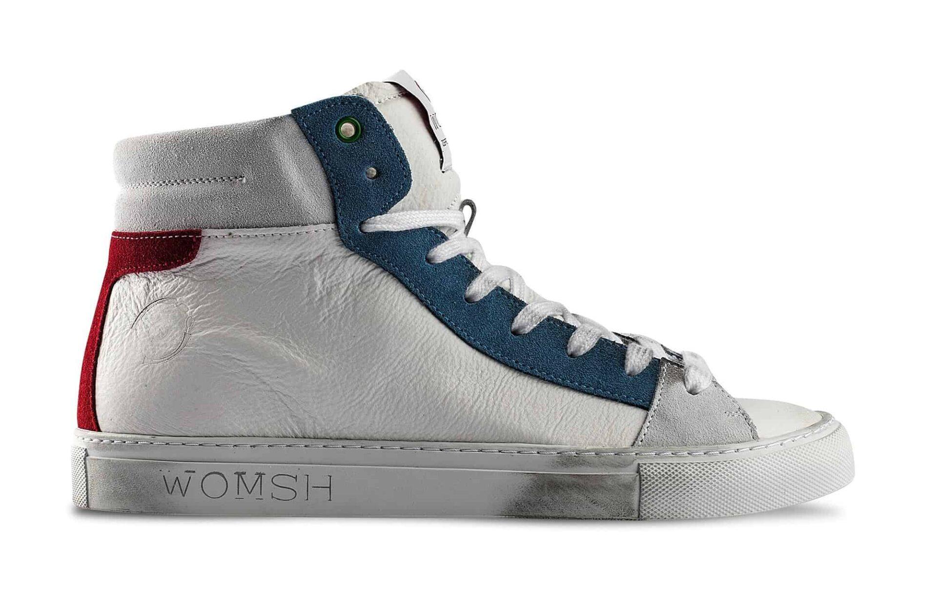 Womsh rispetta il pianeta con le sue sneakers fashion e riciclabili