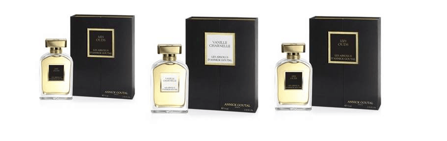 Annick Goutal lancia Les Absolus Collection con tre nuove esotiche fragranze