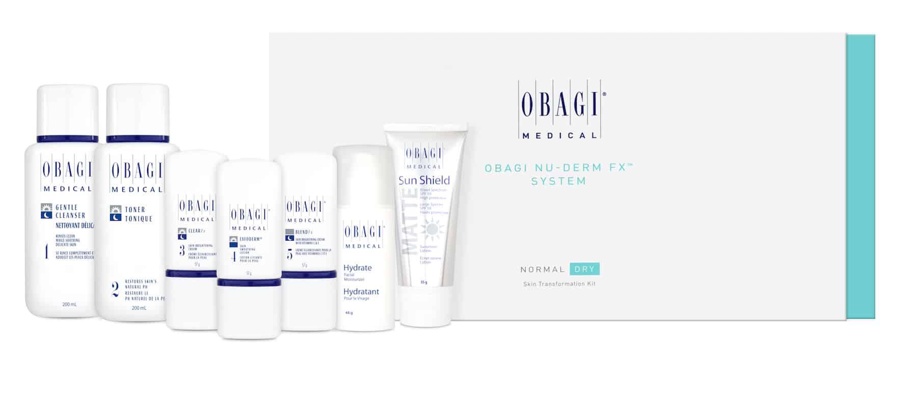 Arriva dagli Usa Obagi Medical, la nuova linea skincare ad uso professionale