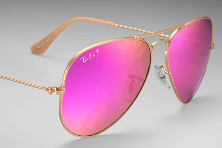 Vuoi regalare alla persona amata un occhiale Ray-Ban che celebri la festa degli innamorati?