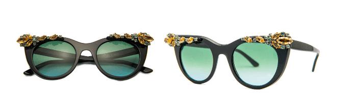 Angel, l'occhiale gioiello luxury di kyme+rada'