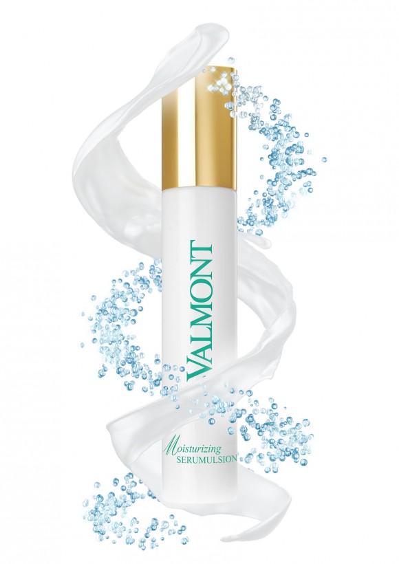 Arriva in marzo la nuova linea idratazione firmata Valmont, per una pelle morbida e vellutata