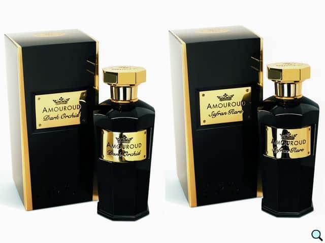 Fragranze AMOUROUD PARFUMS, per evocare note olfattive primordiali