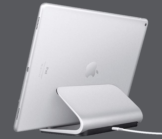 Logi BASE, il caricabatterie per iPad Pro che puoi usare in tutta la casa
