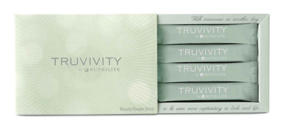 Truvivity Beauty Powder Drink product shot