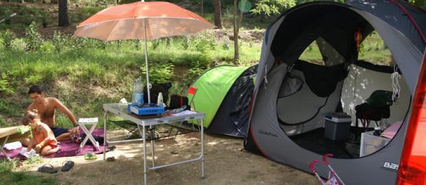 Un campeggio all'insegna del comfort? Con Quechua e Decathlon si può!