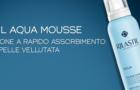 Rilastil Aqua Mousse Corpo, nuova per idratare la pelle del corpo in un attimo e senza ungere!