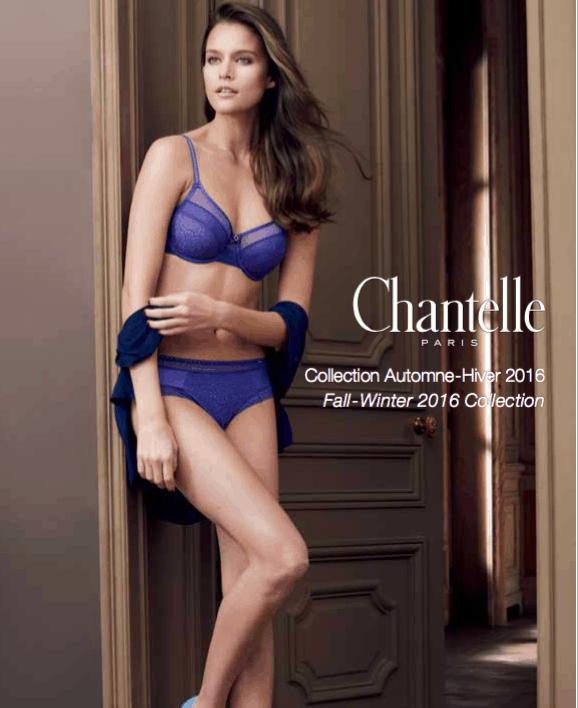 Con Chantelle la lingerie diventa Arte di Vivere