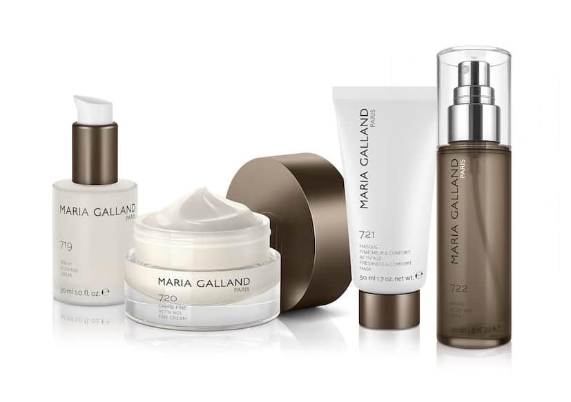 Linea Activ'Age di Maria Galland, un vero lifting cosmetico per la pelle matura