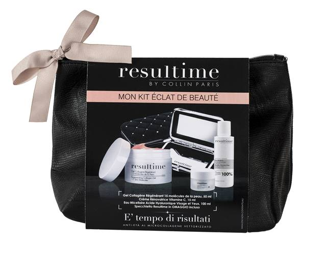 Christmas Beauty di Resultime, un' idea regalo beauty per Natale per dare una sferzata alla tua bellezza!