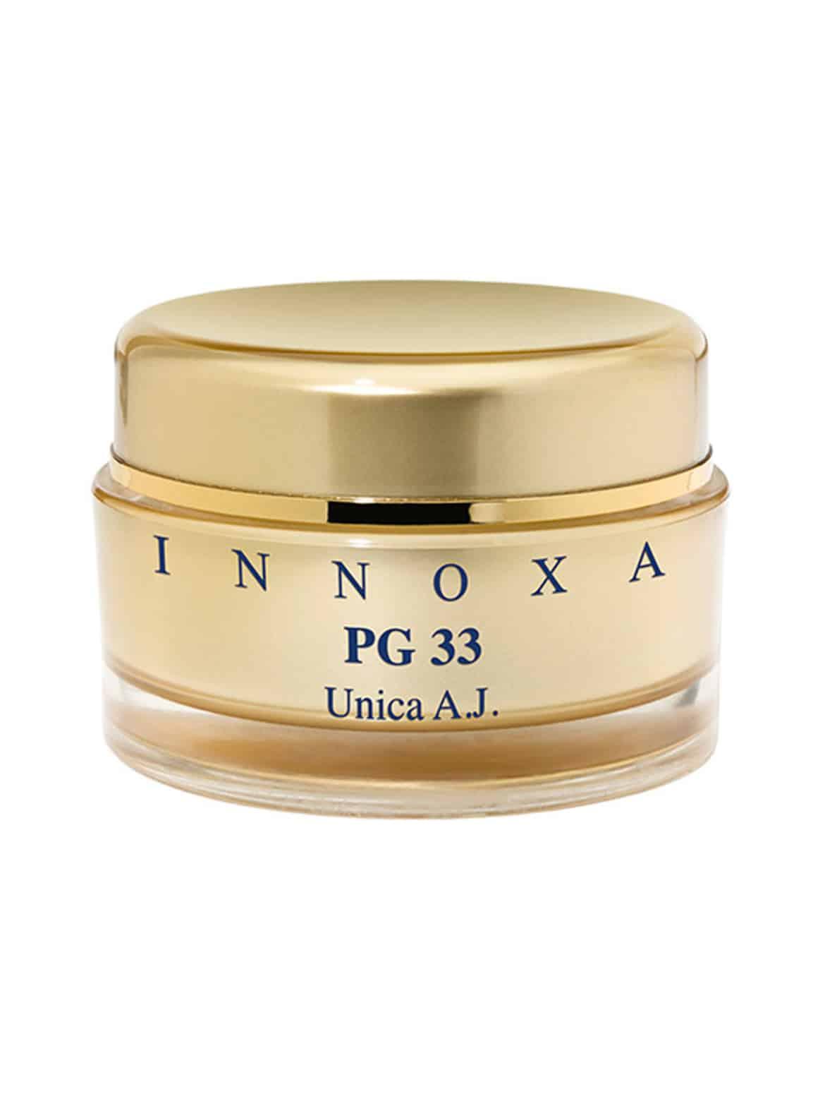 Nuova Linea PG33 by Innoxa, per ritrovare tono, compattezza ed idratazione della pelle