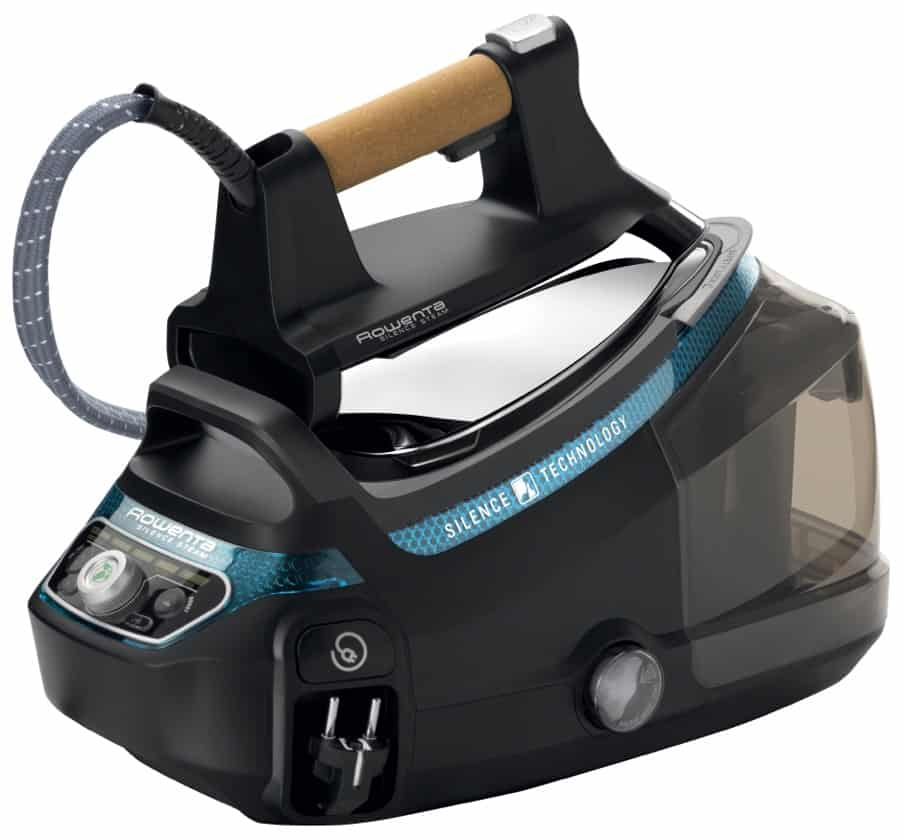 rowenta dg8991 silence steam generator 6 5 bar 2200w silence technology ebay. Black Bedroom Furniture Sets. Home Design Ideas