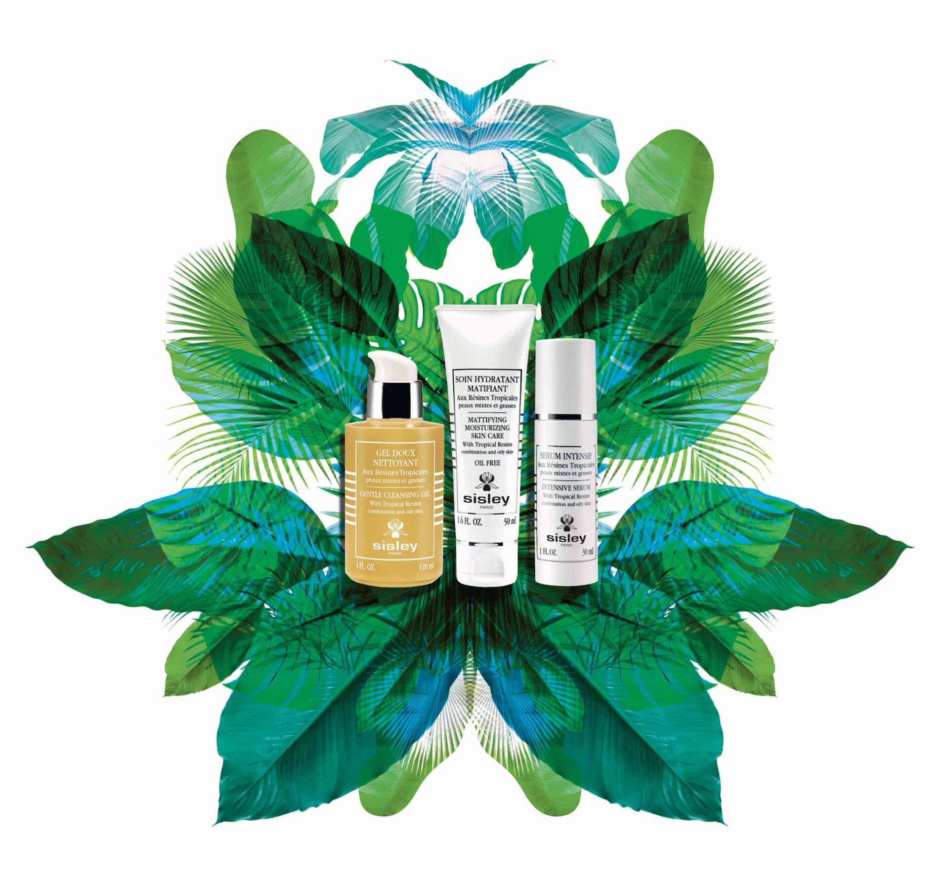 Gamma Aux Résines Tropicales by Sisley, nuovi rimedi efficaci contro la pelle grassa o mista