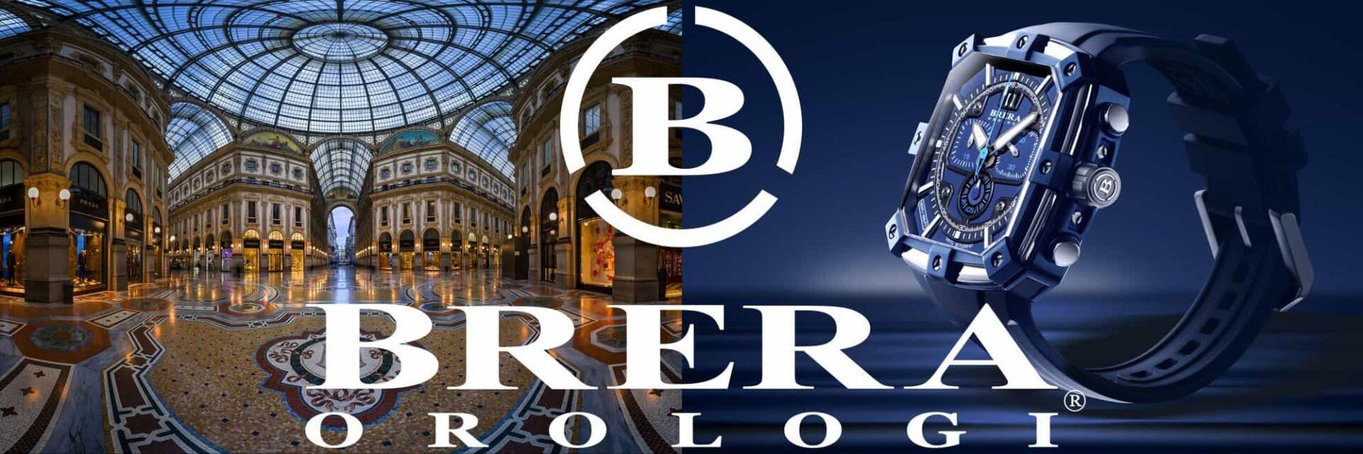 Supersportivo Square, l'orologio alternativo targato Brera Orologi!