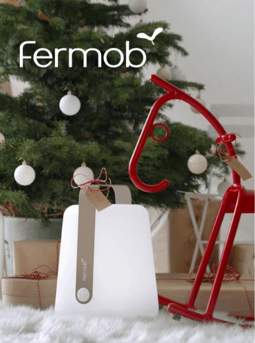 Fermob, gli accessori per la casa per un Natale très chic!