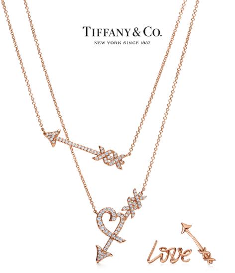 Un San Valentino 2017 preziosissimo con i gioielli firmati Tiffany & Co.
