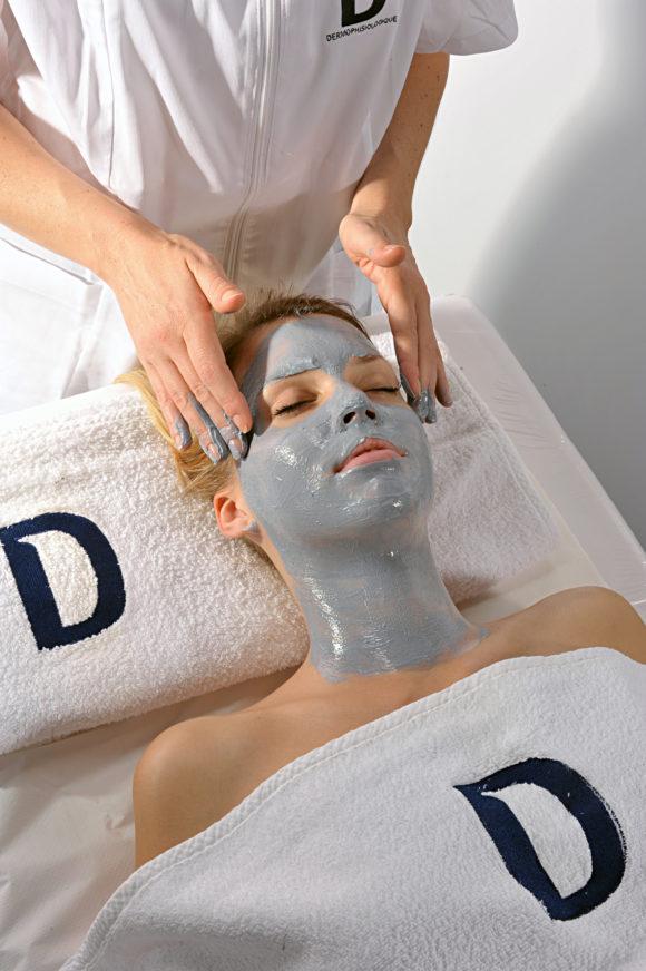 Maschera al Ferro Dermomagnetic® by Dermophisiologique, per una pelle luminosa e ricca di vitalità