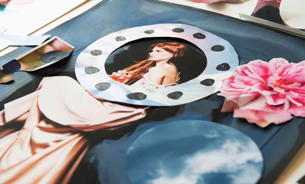 E' la rosa la protagonista olfattiva di Izia, il nuovo profumo di Sisley